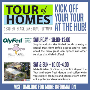 Tour of Homes 2021 Kick Off Hub